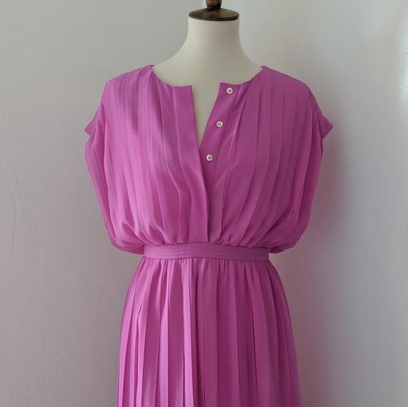 J. Crew Dresses & Skirts - Pink J. Crew A-line Dress